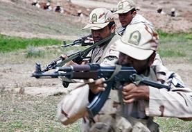 شهادت ۳ مرزبان در درگیری با اشرارمسلح در سردشت