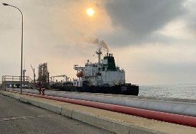 فاکسون در ونزوئلا پهلو گرفت ؛ مقصد نفتکش تغییر کرد | روحیه بالای سربازان ایران در آوردگاه کارائیب