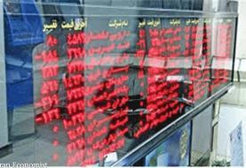 رشد ۳۳ هزار واحدی شاخص بورس تهران