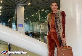 داستان مدلی که ایجنت شد؛ فوتبال رومانی تحت کنترل خانم آناماریا