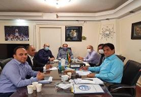 جلسه خصوصی سازی در باشگاه استقلال