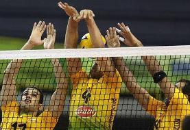 کاله رسما از لیگ والیبال کنار رفت/ هراز نماینده آمل شد