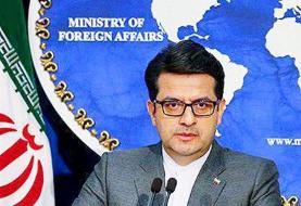 سخنگوی وزارت خارجه: جهان فریب بازی اتهامزنی آمریکا را نمیخورد
