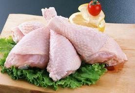 گوشت مرغ در میادین میوه و تره بار ۷۰۰ تومان ارزان شد