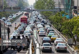 اجرای طرح ترافیک منوط به اطمینان وزارت بهداشت از رعایت پروتکلهای بهداشتی