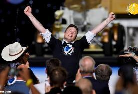 (تصاویر) اعزام تاریخی فضانوردان از خاک آمریکا