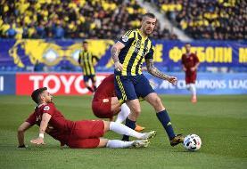 AFC تیمهای بدهکار را از لیگ قهرمانان حذف میکند