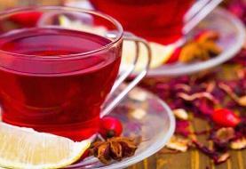 چای تُرش قاتل فشار خون بالا