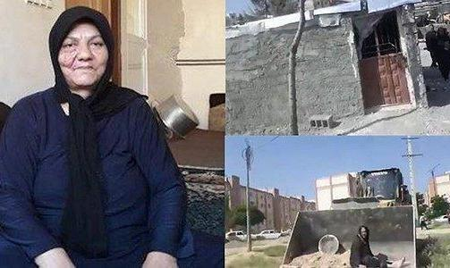 جزئیات مرگ آسیه پناهی: اسپری فلفل به صورتش زدند! مامورین زن شهرداری لباس نوه آسیه را در آوردند و حسابی کتکش زدند