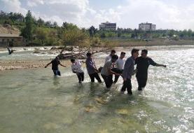هشدار | گردشگران از رودخانههای البرز فاصله بگیرند