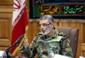 ارتقای توان رزمی، معنوی و رفع نیازهای معیشتی سه ماموریت ارتش است