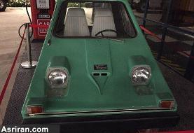 عکس | «سیتی کار» رقیب خاص خودروی تسلا در تهران | کوپه کوچک با ظاهر عجیب!