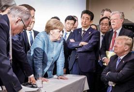 ترامپ از به تعویق افتادن نشست گروه هفت خبر داد