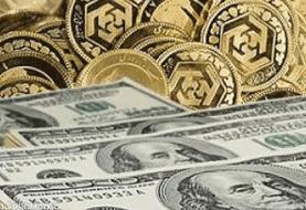 قیمت طلا و سکه، نرخ دلار و یورو در بازار ۱۱ خرداد