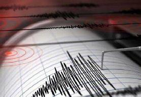 وقوع زلزله ۴.۶ ریشتری در گمیش تپه گلستان