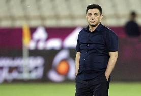 قلعهنویی: در این شرایط فوتبال معنی ندارد / چرا کسی مسئولیت پروتکل را قبول نمیکند