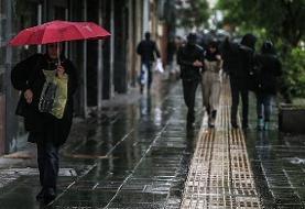 وضعیت آب و هوا، امروز ۱۲ خرداد ۹۹ / پیش بینی باران ۲ روزه در ۲۷ استان