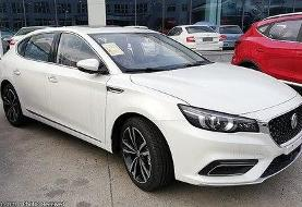 ام جی۶ مدل ۲۰۲۱ و معرفی یک فیس لیفت جدید/ خودروی آشنای بازار ایران با پیشرانه هیبریدی (+تصاویر)
