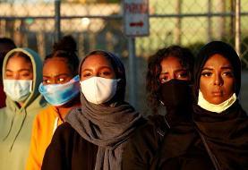 عکس روز|  زنان معترض در آمریکا