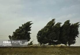 وضعیت آب و هوای کشور در ۱۸ خرداد / وزش باد نسبتا شدید در نوار جنوبی تهران