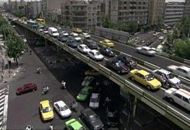 خداحافظی تهران با پل حافظ