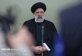 رئیس قوه قضائیه: جامعه اسلامی، جامعه مبتنی بر عدالت است/ برخورد پلیس ...
