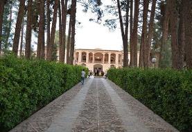 ۵۸۰ میلیون تومان در باغ و عمارت جهانی اکبریه بیرجند هزینه شد
