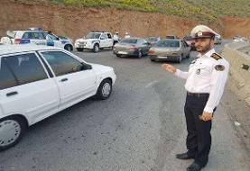 جزییات محدودیت ها و ممنوعیت های  ترافیکی در جاده کرج - چالوس