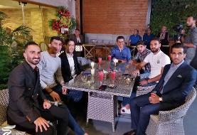 رستوران فوتبالیست معروف تعطیل شد!/عکس