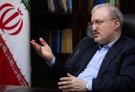 وزیر بهداشت: فلان وزارتخانه باورش شده که فلان لیگ را باید راه بیاندازیم