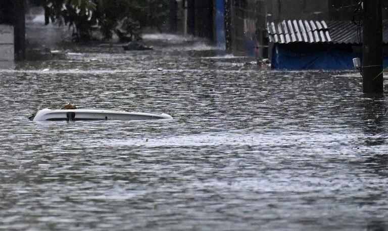 طوفان آماندا، السالوادور و گواتمالا را درنوردید