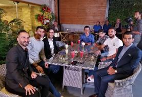 تعطیلی رستوران هزارمتری فوتبالیست معروف