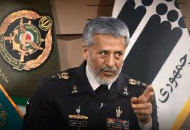 مصاحبه انتقادی معاون ارتش از دخالت سپاه در اقتصاد و سیاست، ساعاتی پس از انتشار حذف شد!