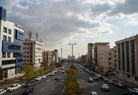 کیفیت هوای پایتخت امروز ۱۶ تیر مطلوب است