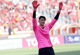 باشگاه پرسپولیس: بیرانوند تا پایان فصل بازیکن ماست
