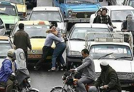 چند درصد نزاعهای خیابانی مربوط به زنان است؟