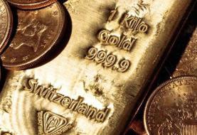 طلا در چند قدمی مرز ۱۸۰۰ دلار ایستاد