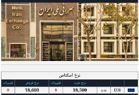 قیمت دلار، امروز ۱۳ خرداد ۹۹
