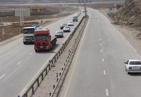 ترافیک عادی و روان در محورهای گیلان