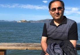 سیروس عسگری راهی ایران شد