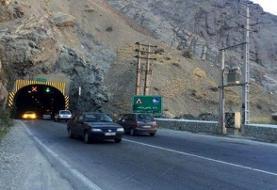 ترافیک سنگین در همه خروجی های شمالی، شرقی و غربی تهران