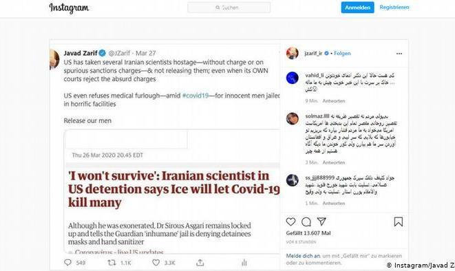 وزیر خارجه ایران: دکتر عسگری فردا وارد ایران میشود / هیچ تبادل زندانی در کار نبوده است