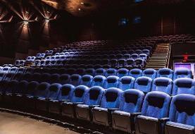 درآمد گیشه سینمای آمریکا به نصف کاهش مییابد