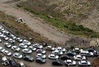 ترافیک سنگین در جاده&#۸۲۰۴;های شمالی کشور