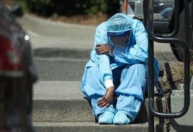 شمار قربانیان کرونا در آمریکا از ۱۰۵ هزار نفر گذشت