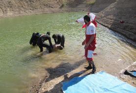 مرد میانسال در رودخانه کرج غرق شد