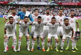تیم برانکو به مصاف ایران میرود