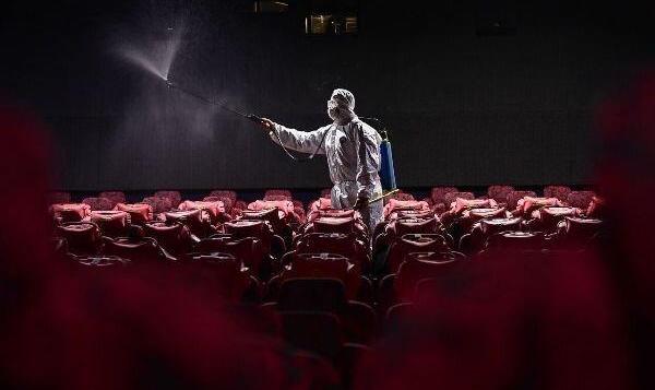 سینماهای خالی در روز بازگشایی سینما! گزارش تصویری