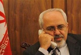 ظریف با همتایان آذربایجانی و ارمنستانی خود گفتگو کرد