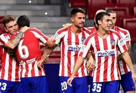 دو نفر از تیم اتلتیکومادرید به کرونا مبتلا شدند